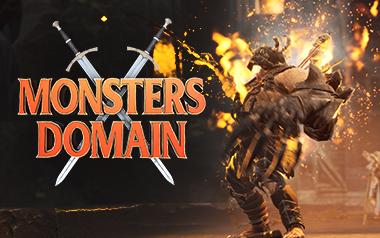 Monsters Domain - G-DEVS