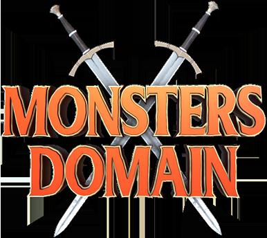 Monster Domain - logo