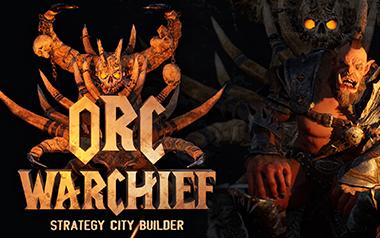 Orc Warchief - G-DEVS