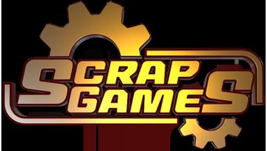 Scrap Games - logo
